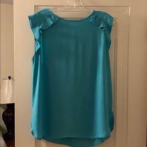 Loft short sleeve shirt